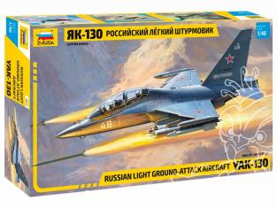 Zvezda maquettes avion 4821 Yakovlev Yak-130 1/48