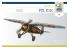 Arma Hobby maquette avion 70016 PZL P.11c Junior Set 1/72