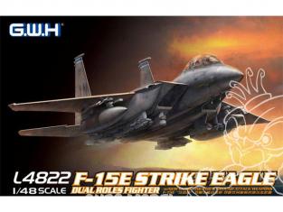 Great Wall Hobby maquette avion L4822 F-15E Strike Eagle 1/48