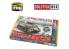 MIG Solution Box 7700 WWII USA ETO Couleurs - Vieillissement - Livre