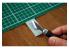Hasegawa outillage TL107 Pierre à aiguise pour outil ou lames de cutter (meule moyenne, taille de grain 1000)