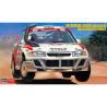 Hasegawa maquette voiture 20365 Mitsubishi Lancer Evolution III Vainqueur du rallye Safari 1996 1/24