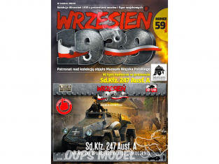 First to Fight maquette militaire pl059 Sd.Kfz. 247 Ausf. A 1/72