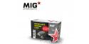"MIG Productions by AK MP35-130 Lampe Allemande ""Notek Light"" x8 1/35"