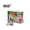 MIG Productions by AK MP35-350 Attaches tuyaux réservoirs Chars Russes Modernes 1/35