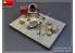 Mini Art maquette militaire 35593 Bétonnière et accessoires 1/35