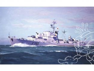 Heller maquette bateau 81094 Classe Le Normand Ecorteur rapide E52 1/400