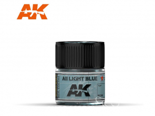 Ak interactive Real Colors RC310 Bleu clair - AII Light Blue 10ml
