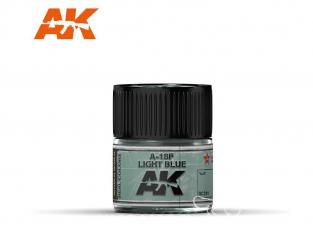Ak interactive Real Colors RC311 Bleu clair - A-18F Light Blue 10ml