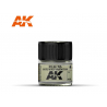 Ak interactive Real Colors RC322 RLM76 Variante fin de Guerre 10ml
