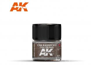 Ak interactive Real Colors RC335 Couleur Thé Cha Kasshoku - Tea colour 10ml