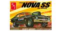 AMT maquette voiture 1142 Chevy NOVA SS Pro stocker 1/25