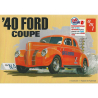 AMT maquette voiture 1141 1940 Ford Coupe 1/25