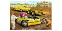 AMT maquette voiture 1113 Piranha Drag Team 1/25