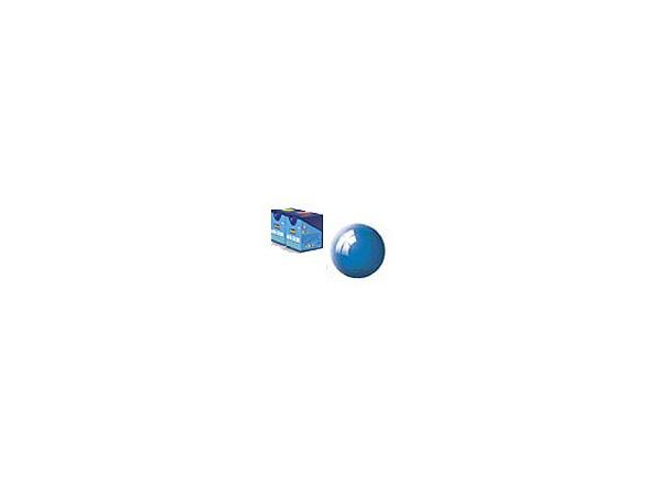 peinture revell Aqua 50 bleu ciel brillant