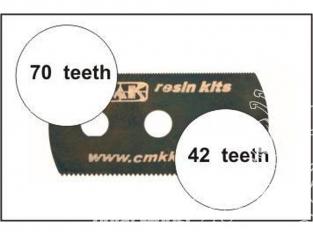 CMK outillage h1000 LAMES DE SCIE Ultra FINES (des deux côtés) 1p