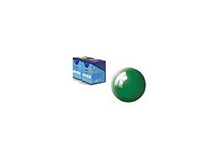 peinture revell Aqua 61 Vert Emeraude Brillant