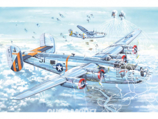 "Hobby Boss maquettes avion 83211 CONSOLIDATED B-24 J ""LIBERATOR"" 1943 1/32"