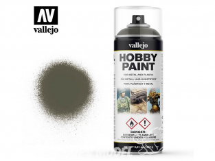 Vallejo spray 28003 Bombe peinture Vert Russe 4BO 400ml