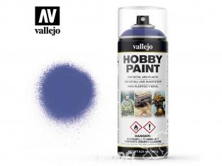 Vallejo spray 28017 Bombe peinture Bleu Outremer 400ml