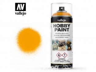 Vallejo spray 28018 Bombe peinture Jaune Soleil 400ml
