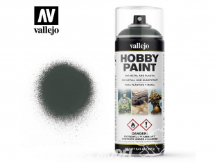 Vallejo spray 28026 Bombe peinture Vert foncé 400ml