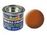 peinture revell 85 brun orangé Mat
