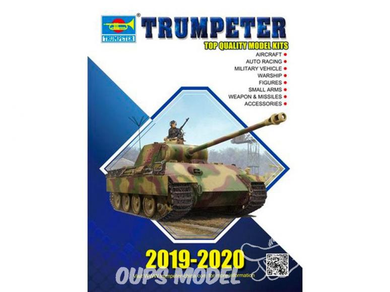 Trumpeter magazine Catalogue 2019-2020