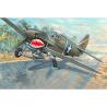 """TRUMPETER maquette avion 03227 CURTISS P-40F """"WARHAWK"""" 1942 1/32"""