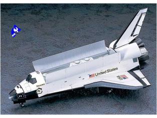 HASEGAWA maquette espace 10730 SPACE SHUTTLE ORBITER 1/200