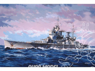 revell maquette bateau 05161 HMS King George V 1/1200