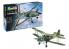Revell maquette avion 03886 Bücker Bü131 D 1/32