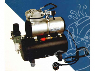 COMPRESSEUR AS189 compresseur à piston sec sans huile reserve d&39air