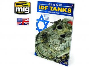 MIG magazine Special 6128 Comment Peindre les chars de l'IDF (Israel Defense Forces) en Anglais