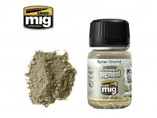 MIG pigments 3025 Sol Syrien 35ml