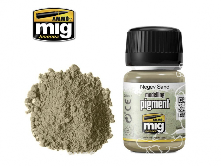 MIG pigments 3024 Sable Negev 35ml