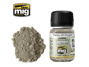 MIG pigments 3030 Saleté sol d'usine 35ml
