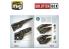 MIG Solution Box 7702 Chasseurs de la Luftwaffe Fin WWII - Couleurs et Vieillissement - Livre