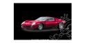 Italeri maquette voiture 3649 Lamborghini Miura JOTA SVJ 1/24
