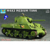 "trumpeter maquette militaire 07224 ""SHERMAN"" 1/72"