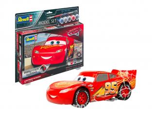 REVELL MAQUETTE 67813 Model Set Lightning McQueen 1/24