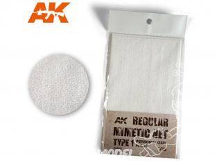 AK interactive ak8061 Filet de camouflage Type 1 Blanc personnalisable