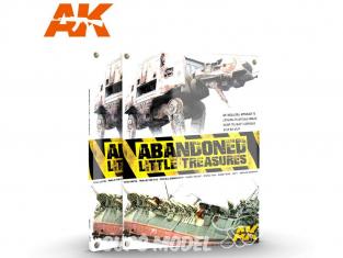 Ak interactive Magazine AK287 Abandonné : Petits trésors - Abanoned : Little Trasures