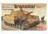 Dragon maquette militaire 6892 Sd.Kfz.166 Stu.Pz.IV 'BRUMMBÄR' MID-PRODUCTION (2 IN 1) 1/35
