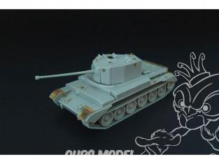 Hauler kit militaire HLP72026 A30 Challenger 1/72