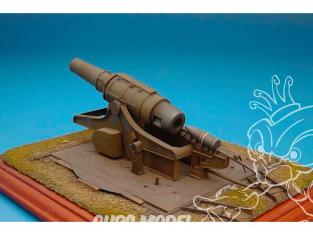 Hauler kit militaire HLP72028 42cm Haubitze M.17(t) 1/72