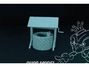 Hauler accessoires diorama HLU35107 Puit 1/35