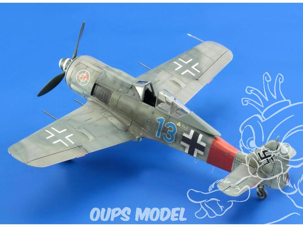 Eduard Brassin 1//72 Focke-Wulf Fw 190A-8 Hélice # 672086
