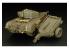 Hauler kit d'amélioration HLX48388 Churchill Mk.VII pour kit Tamiya 1/48