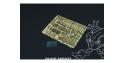 Hauler kit d'amelioration HLH72077 DUKW pour kit Italeri 1/72